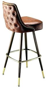 Bar Stool With Back And Arms Bar Stool Comfortable Swivel Bar Stools With Back Comfortable