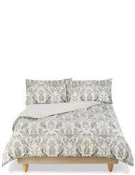 talia pineapple print bedding set m u0026s