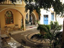 spanish homes with courtyards timedlive com
