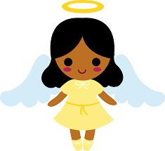 small clipart angel boy pencil and in color small clipart angel boy