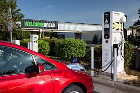 electric cars charging ecotricity hits ev drivers with 5 fee for 20 minute charge