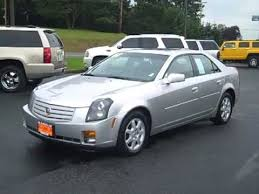 cts cadillac 2007 sold 2007 cadillac cts silver v1974 enumclaw seattle puyallup