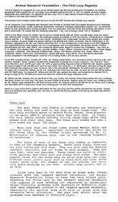 australian shepherd queensland national lacy dog association history