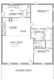 2 Bedroom House Floor Plan Barndominium And Metal Building Specials Decorating Ideas