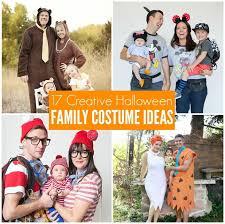 Creative Halloween Costume Idea 17 Creative Family Halloween Costume Ideas Passion For Savings