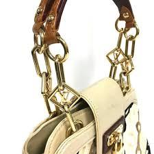 Monogram Charms Louis Vuitton Limited Edition Monogram Charms Velvet Chains Mini