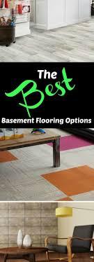 the best basement flooring options flooringinc