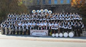 yournews high school band participates in thanksgiving day parade