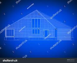 blueprint house blueprint house stock illustration 42839050 shutterstock