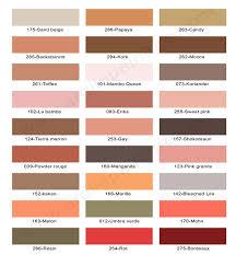 palette de couleur peinture pour chambre bescheiden les couleur de la peinture couleurs argile et laque