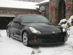 Nissan 350z Coupe - trenner 2008 nissan 350ztouring coupe 2d specs photos