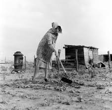 great depression 1935 matanuska colony project
