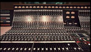 Sound Desk Best Mixing Consoles Great Recording Engineers And Producers