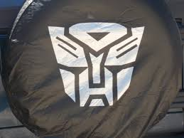 jeep life tire cover autobots tire cover and we made it my handmades pinterest