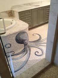 Bathroom Mosaic Ideas Best 20 Mosaic Bathroom Ideas On Pinterest Bathrooms Family