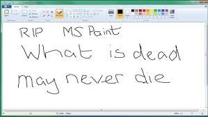 download microsoft paint