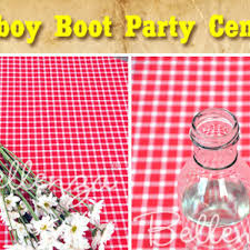 Cowboy Table Decorations Ideas Table Decorations Archives Unique Party Ideas From The Party