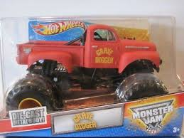 wheels monster jam grave digger truck 2011 grave digger 1 24 scale large version wheels monster