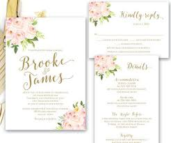 wedding invitations dallas best 25 pink wedding invitation suites ideas on blush