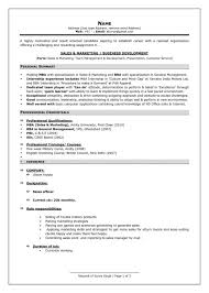 Sample Resume Marketing Executive by Resume Marketing Job Cv Sample Respiratory Therapy Resume