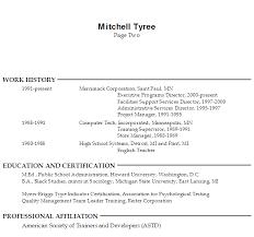 employee resume 28887 plgsa org