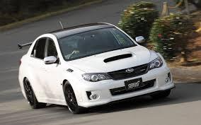 Subaru Wrx Sti Hatchback 2012 2012 Subaru Impreza Wrx Sti S206 First Drive Motor Trend