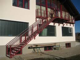 balkon mit treppe balkon mit treppe schlosserei maschinenbau sl