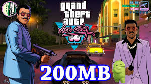 gta vice city apk data 200 mb how to install gta vice city android 200 mb apk