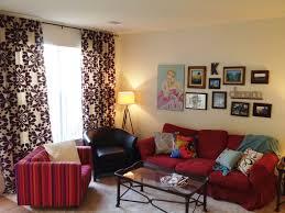 Red Living Room Furniture Home Design Ideas - Red sofa design ideas