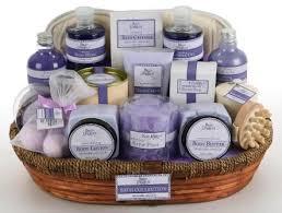 bathroom gift basket ideas bath shower sets s day gift ideas shopping