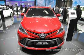 toyota vios 2017 toyota vios to be launched on 23 january thailand