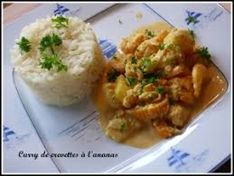 cuisiner avec du lait de coco curry de crevettes au lait de coco au thermomix recette iterroir