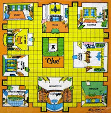 Clue Movie House Floor Plan Questions About The Game Play Of Cluedo Board U0026 Card Games Stack