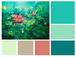 color cheme creating custom color schemes from art pieces