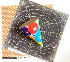 halloween scrapbook papers halloween diy paper witch hat see vanessa craft