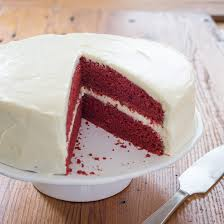 beyond this dessert u0027s shocking bright red color there u0027s something