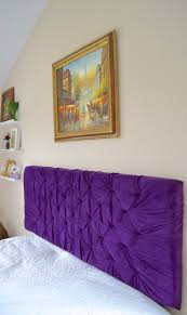 how to make a headboard topics diy idolza tufted velvet headboard making it with danielle dsc 0835 decorated living rooms cool boy bedrooms