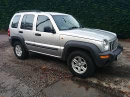 jeep 2003 2003 jeep cherokee 2 8 crd auto sport aston hill limited