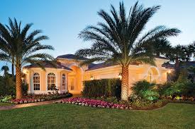 villa style homes homes in palm fl construction homes toll brothers