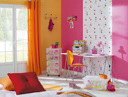 papier peint pour chambre fille deco chambre fille papier peint visuel 1