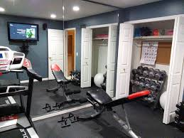 garage starting a home gym home workout room ideas free home gym