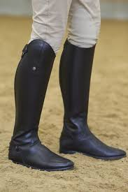 mens leather riding boots men u0027s competition horse riding boots gaiters