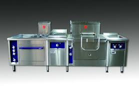 charvet cuisine steel kitchen modular commercial with handles pro 1000 charvet