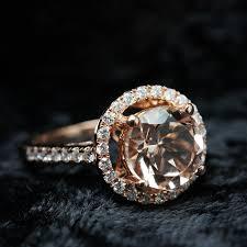 morganite engagement ring gold morganite halo gold engagement ring morganite