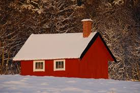 free images snow winter wood house barn home hut shack
