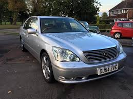 lexus ls430 interior lexus ls430 full lexus service history in kings heath west