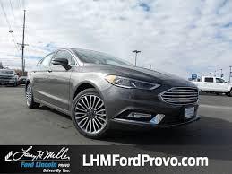 lexus utah lease 2017 ford fusion provo u0026 utah county dealer