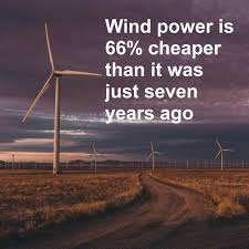 the truth about wind power into the wind