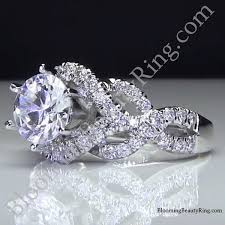beautiful rings designs images Romantic ideas unique engagement rings for women by blooming jpg