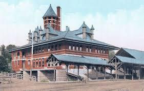Allentown Lights In The Parkway Allentown Railroad Station Pennsylvania Wikipedia